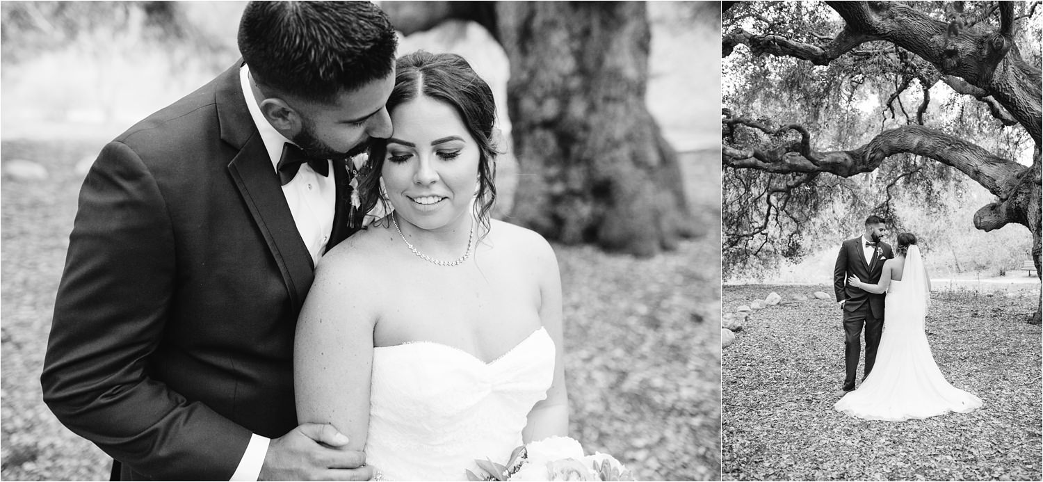 Black and White Bride and Groom Photos - http://brittneyhannonphotography.com