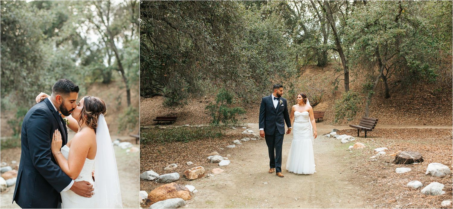 Fall Bride and Groom Photos - http://brittneyhannonphotography.com