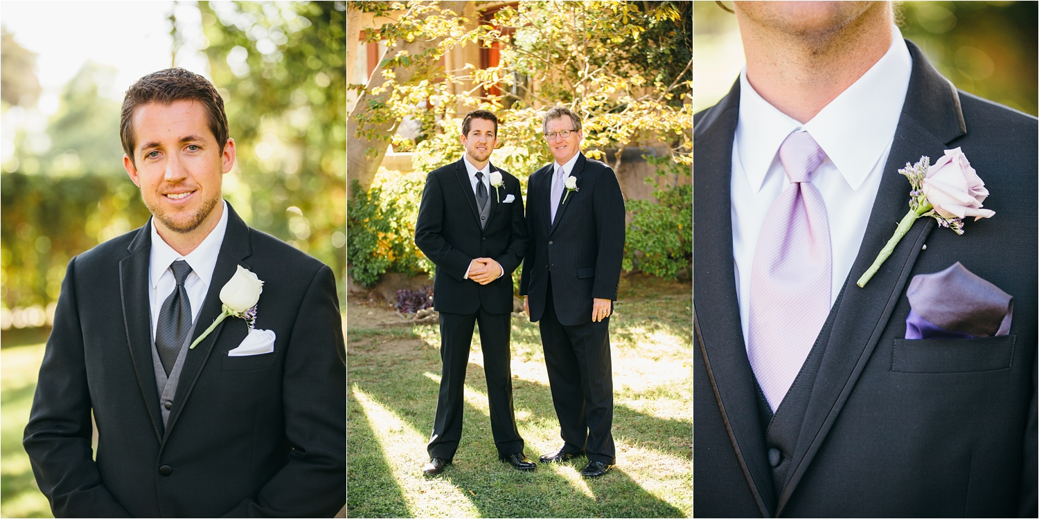 groom and groomsmen portraits in southern california