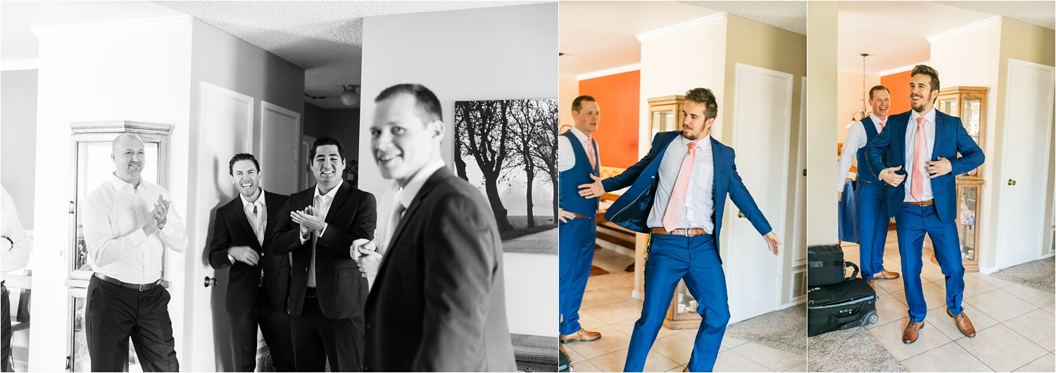 Funny Groomsmen Photos - https://brittnneyhannonphotography.com