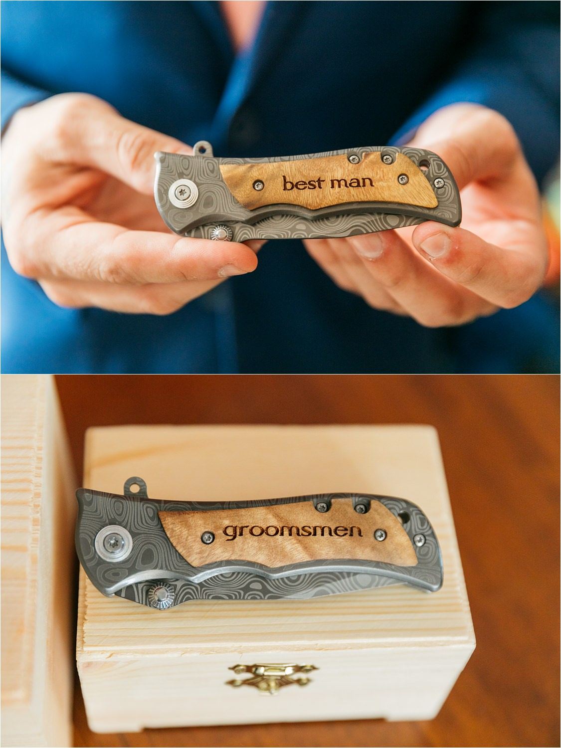 Best Man and Groomsmen Gifts - https://brittneyhannonphotography.com