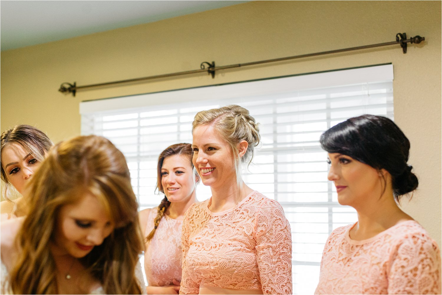 Maid of Honor - Matron of Honor - Brides sisters - https://brittneyhannonphotography.com