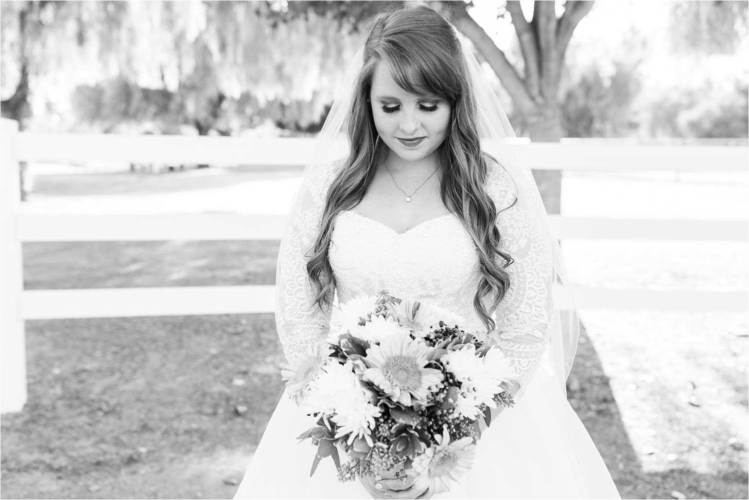 Bride Photos in Chino Hills - Chino Hills Wedding Photographer - https://brittneyhannonphotography.com
