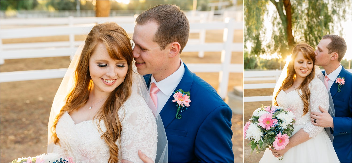 Warm and Romantic Wedding Photographer in California - Romantic Wedding Photography - https://brittneyhannonphotography.com