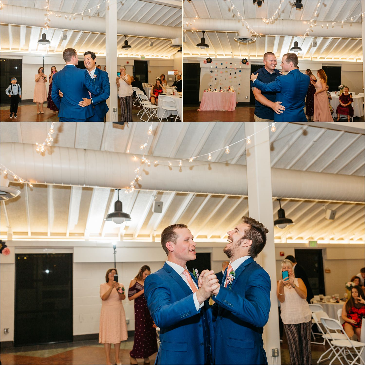 Wedding Reception at the McCoy Equestrian Center in Chino Hills, CA - https://brittneyhannonphotography.com