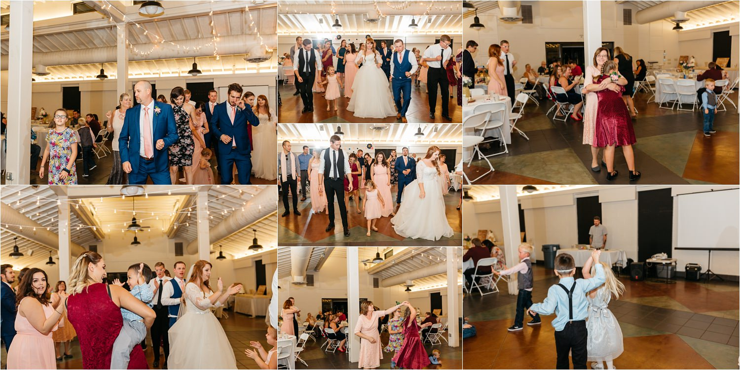 McCoy Equestrian Center Wedding Reception - Chino Hills, CA Wedding Photographer - https://brittneyhannonphotography.com