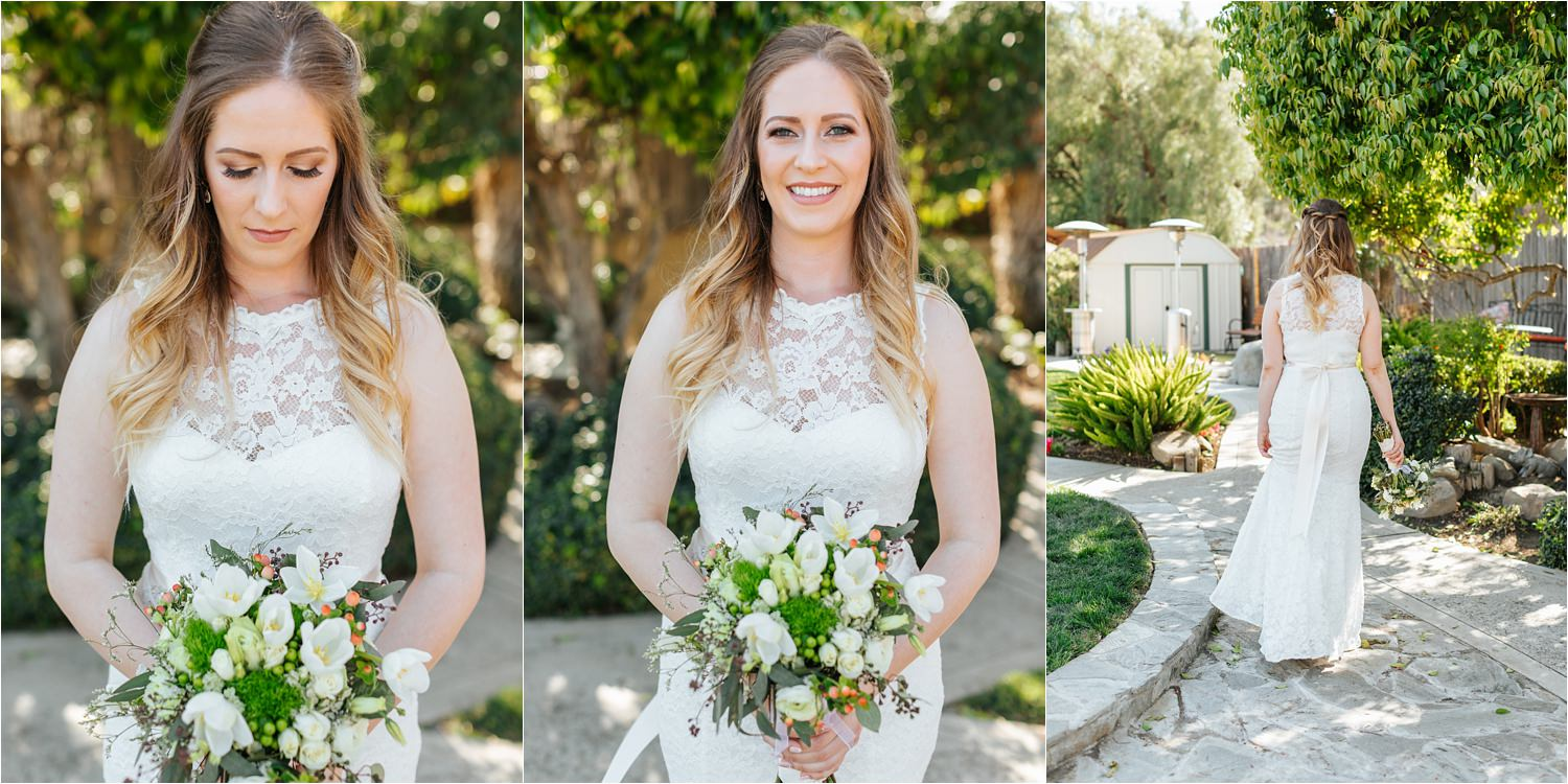 Stunning Southern California Bride - California Wedding Photographer - https://brittneyhannonphotography.com