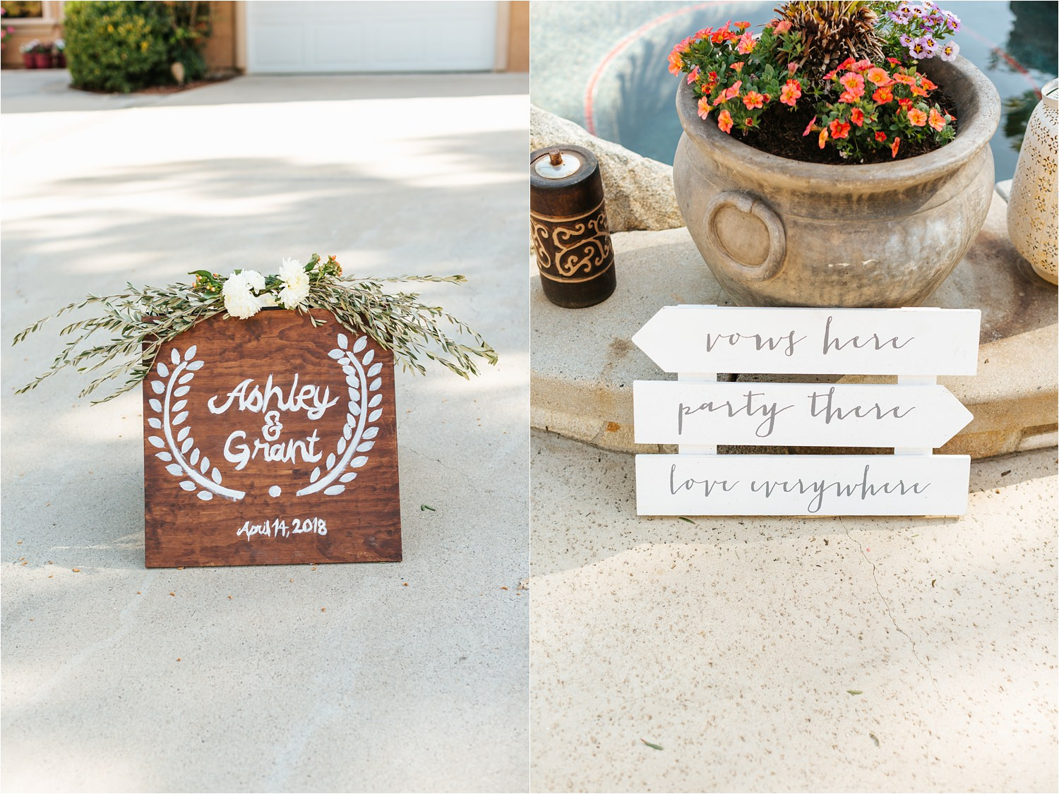 DIY Wedding Details - https://brittneyhannonphotography.com