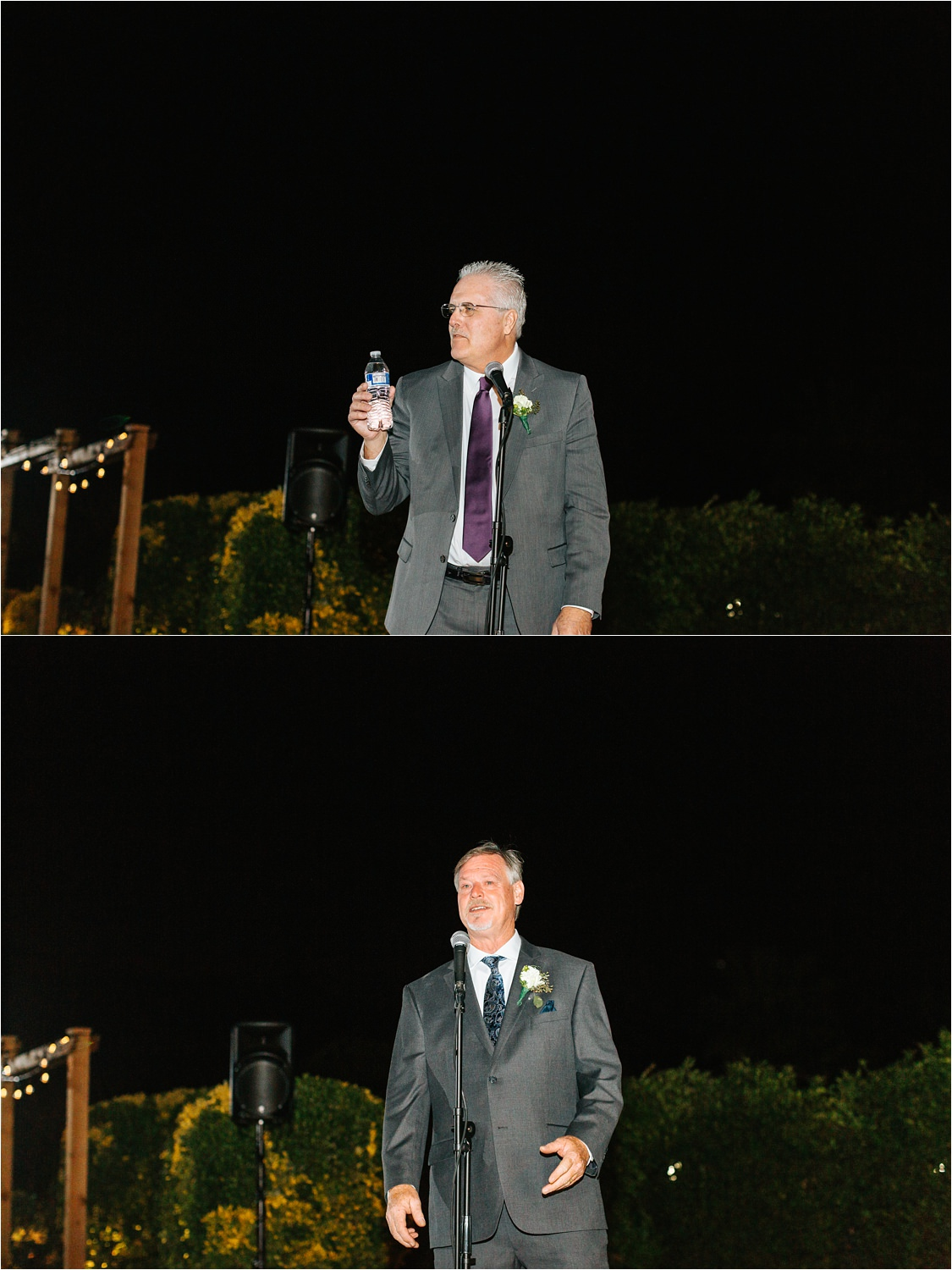Father of the Groom Toast - https://brittneyhannonphotography.com