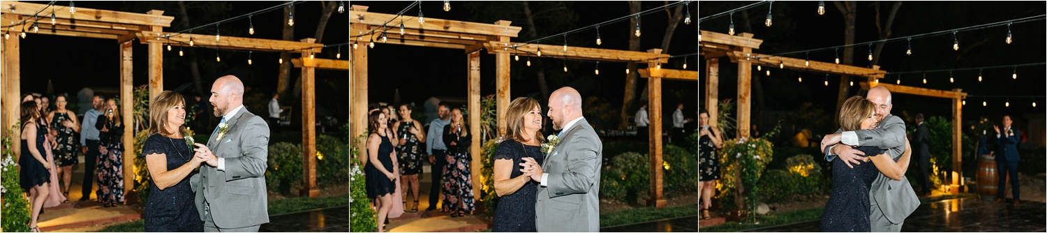 Groom and his Mom dance - https://brittneyhannonphotography.com