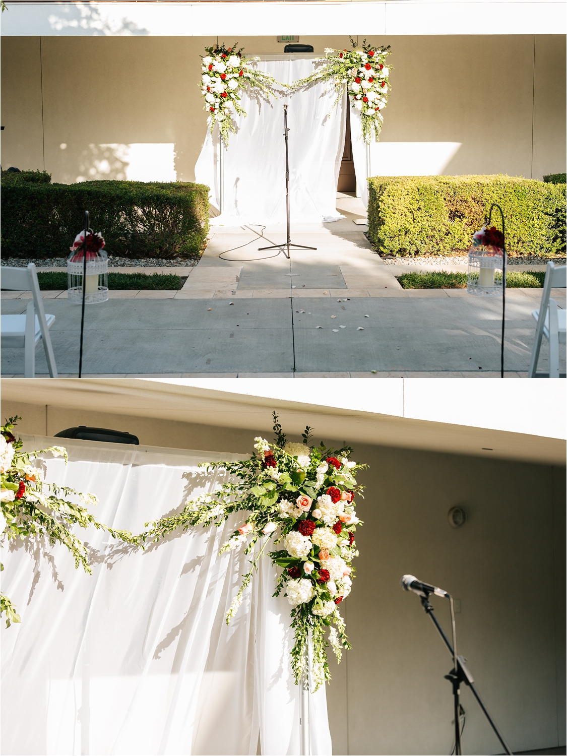 Chaffey College Wedding in Chino, CA - https://brittneyhannonphotography.com