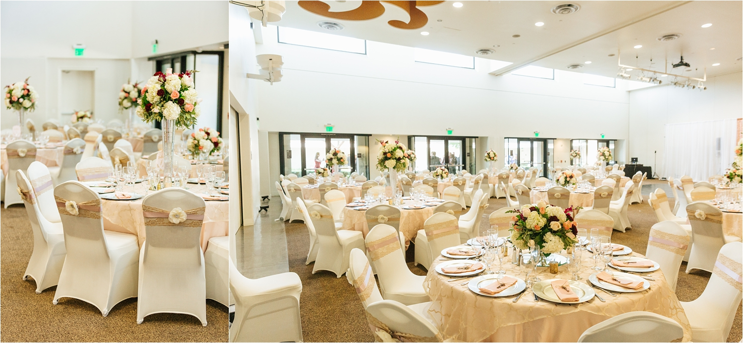 Wedding Reception Decor - Table and Centerpiece Inspiration - https://brittneyhannonphotography.com