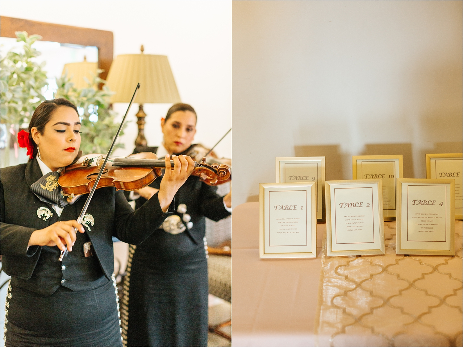 Mariachi Band at Wedding - https://brittneyhannonphotography.com