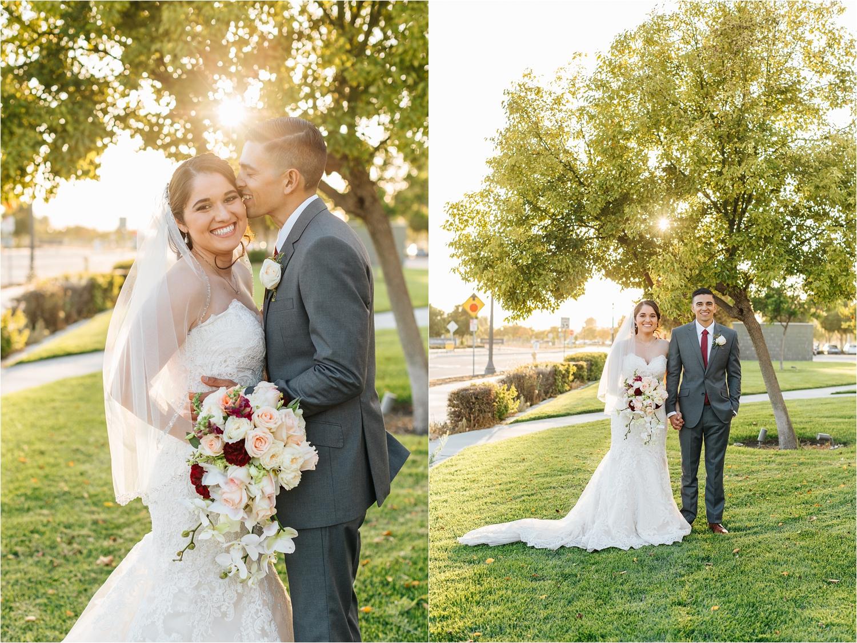 Warm and Natural Wedding Photos in California - Natural Light Wedding Photographer in Southern California