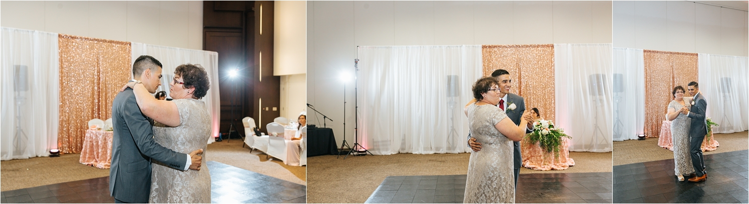 Groom and Mom Dance - https://brittneyhannonphotography.com