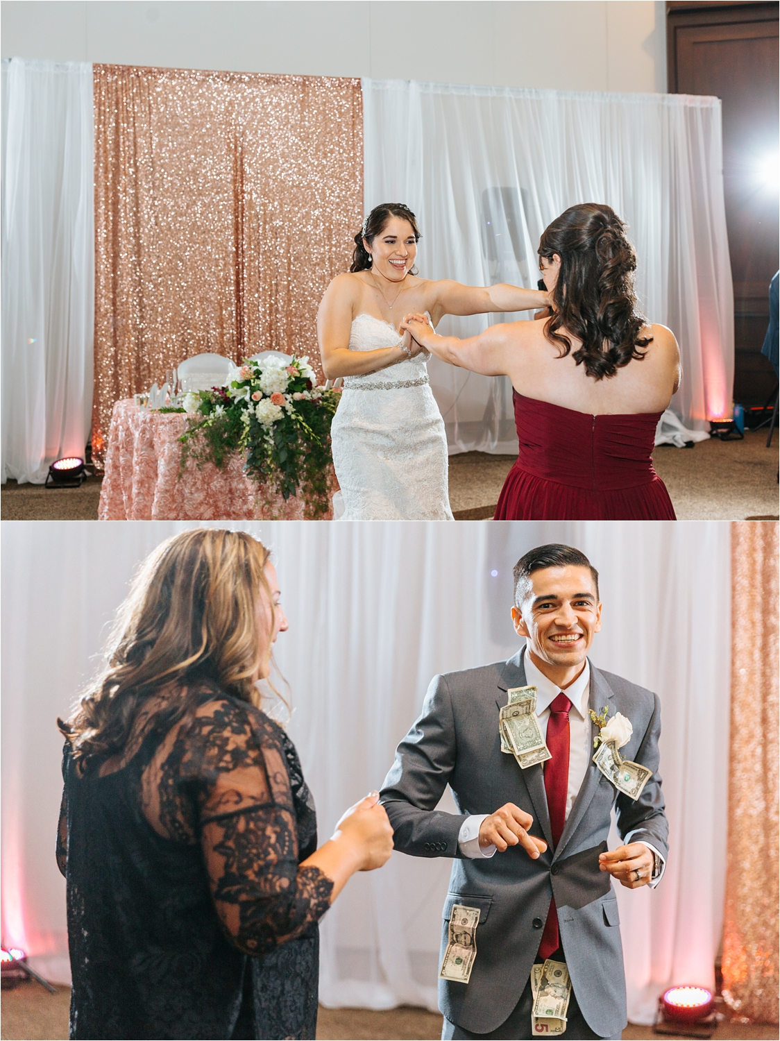 Reception Photos - https://brittneyhannonphotography.com
