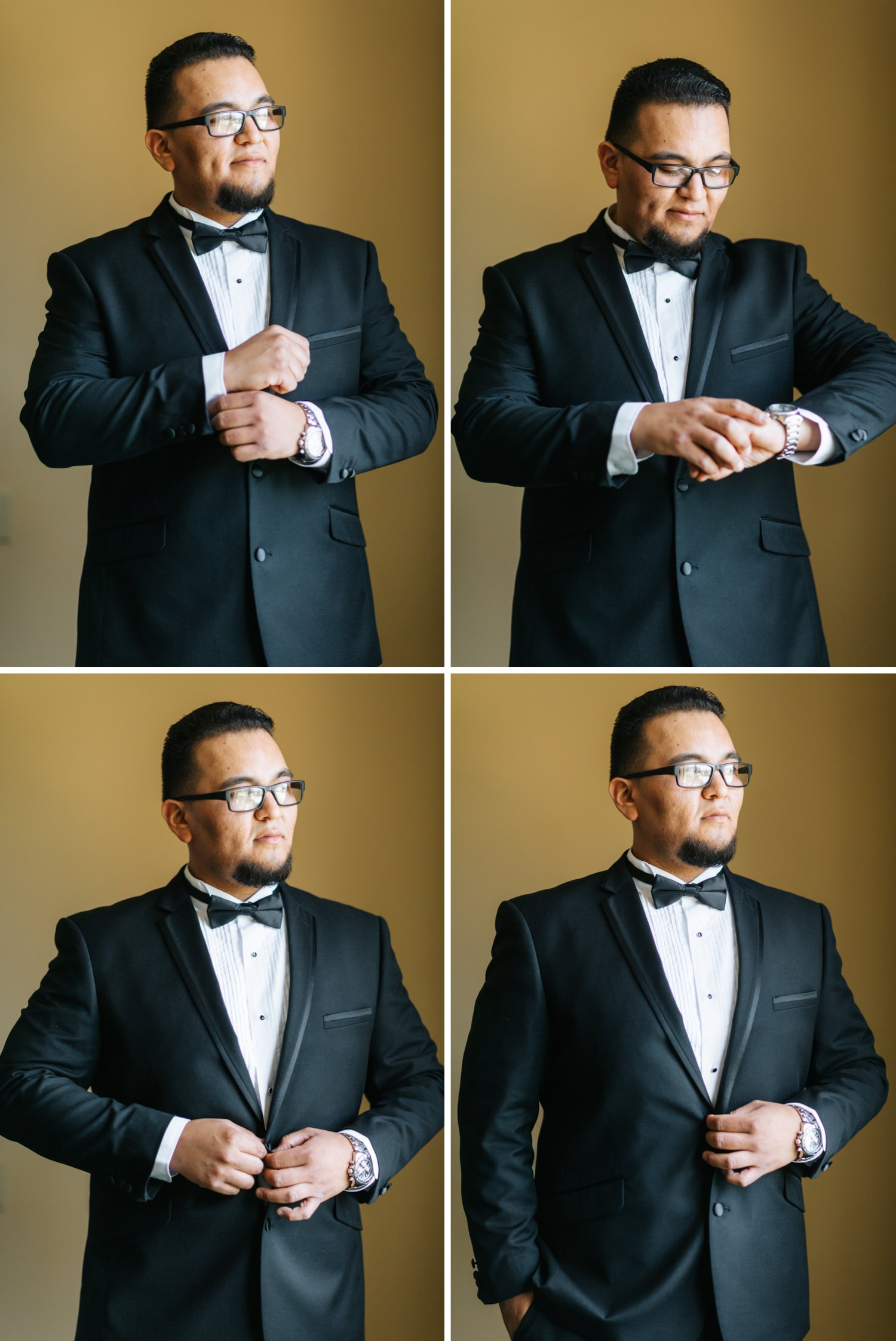 Groom Portraits - https://brittneyhannonphotography.com