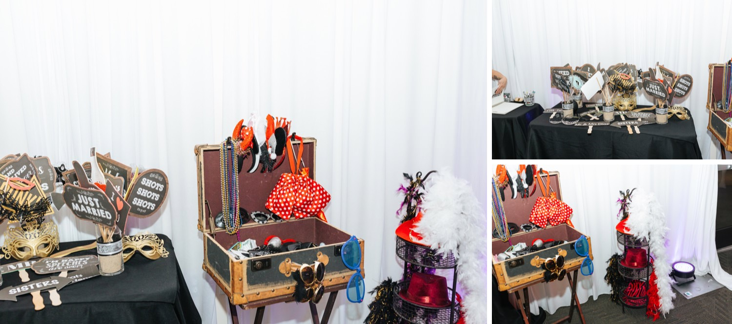 Photo Booth - https://brittneyhannonphotography.com