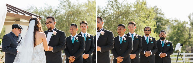 Chino Hills Community Center Wedding - Southern California Wedding Photographer - https://brittneyhannonphotography.com