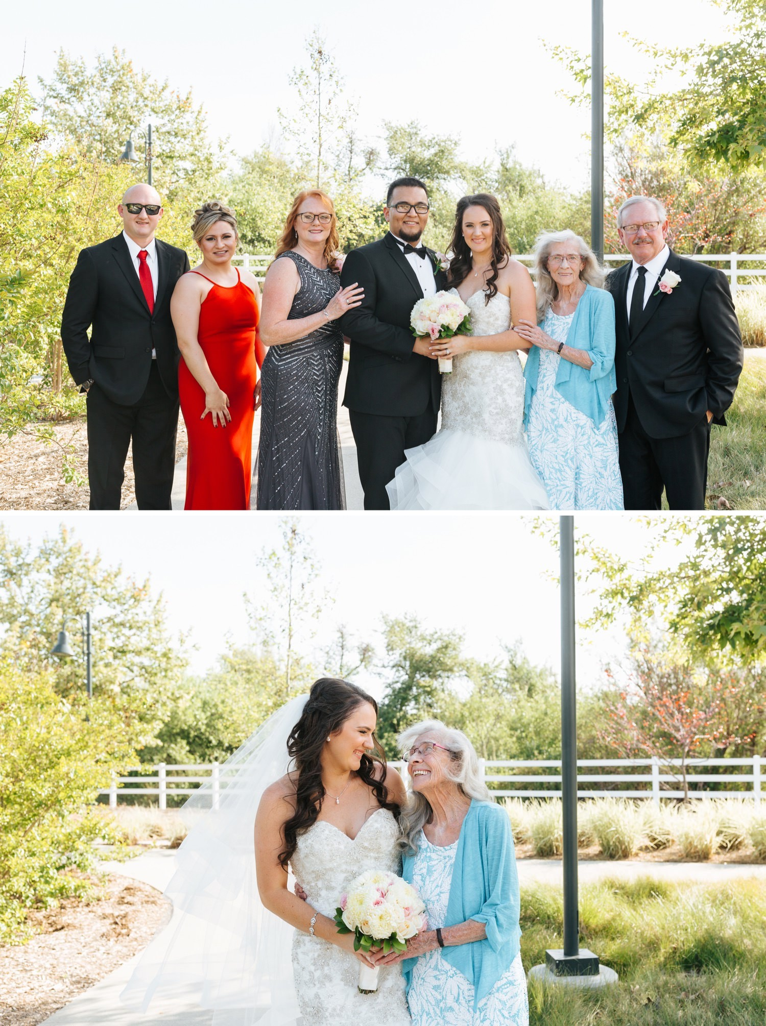 Chino Hills Wedding Photographer - Family Photos - https://brittneyhannonphotography.com