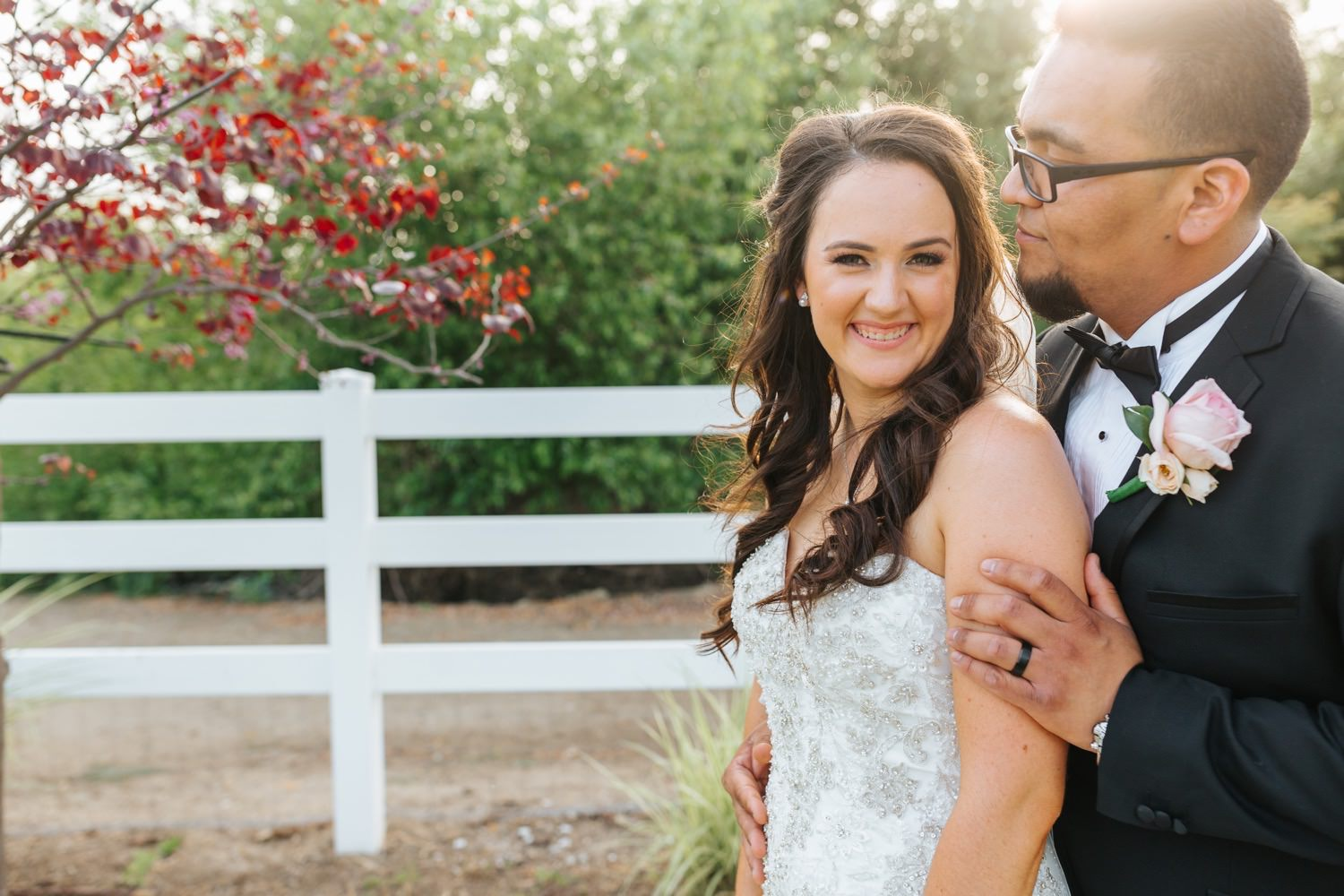Southern California Natural Light Wedding Photography - Brittney Hannon Photography - https://brittneyhannonphotography.com
