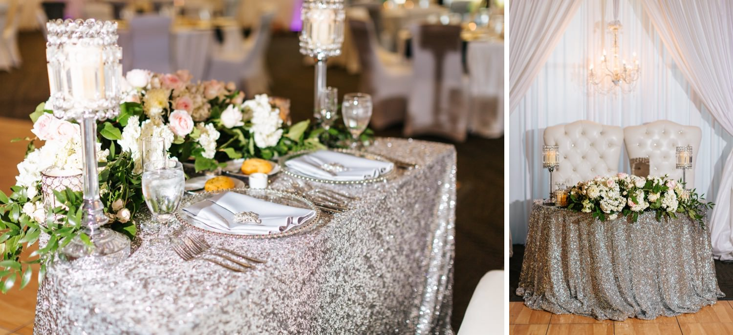 Sweetheart Table Inspiration - https://brittneyhannonphotography.com