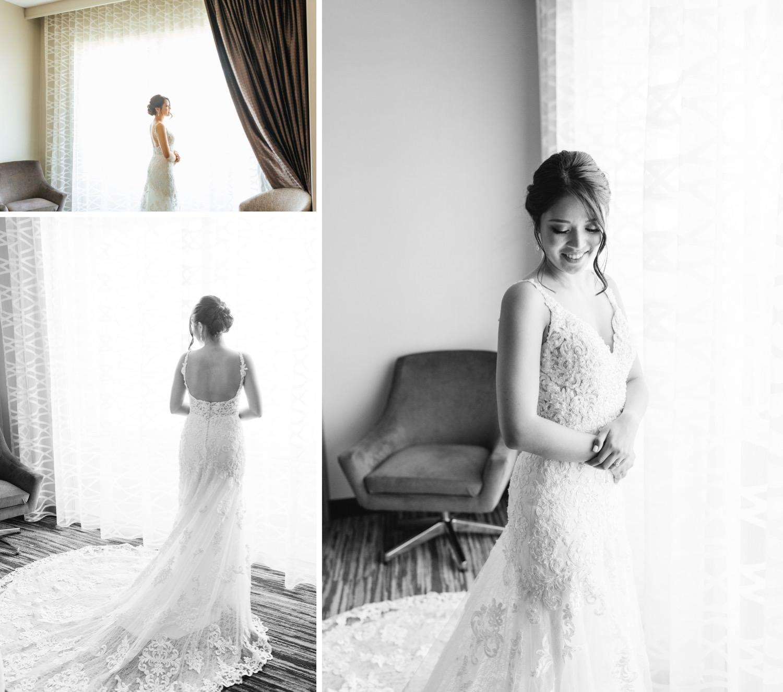 Stunning LA Bride - https://brittneyhannonphotography.com