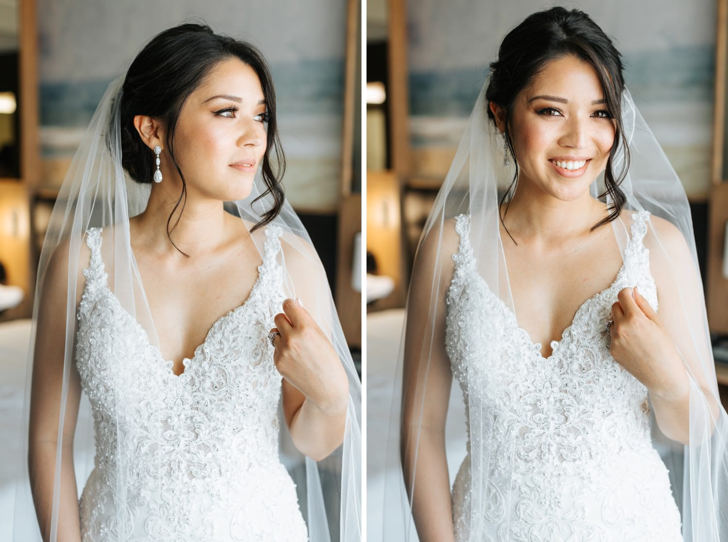 Gorgeous bridal portraits - Los Angeles Wedding Photographer - https://brittneyhannonphotography.com