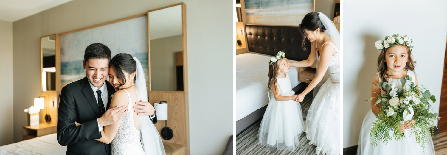 Beautiful Los Angeles Bride - LA Wedding Photographer - https://brittneyhannonphotography.com