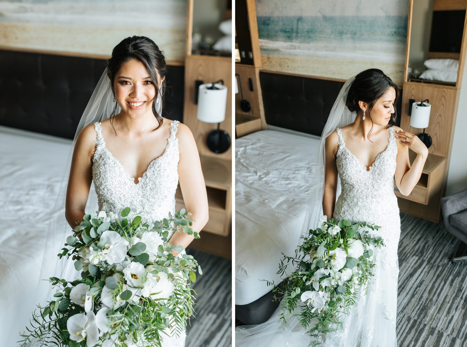 Wedding Inspiration - Bride Photos - LA Bride - https://brittneyhannonphotography.com