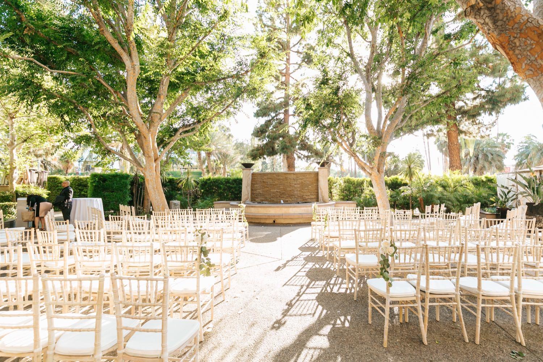 Los Angeles Wedding Ceremony Decor - Wedding Decor Inspiration - https://brittneyhannonphotography.com