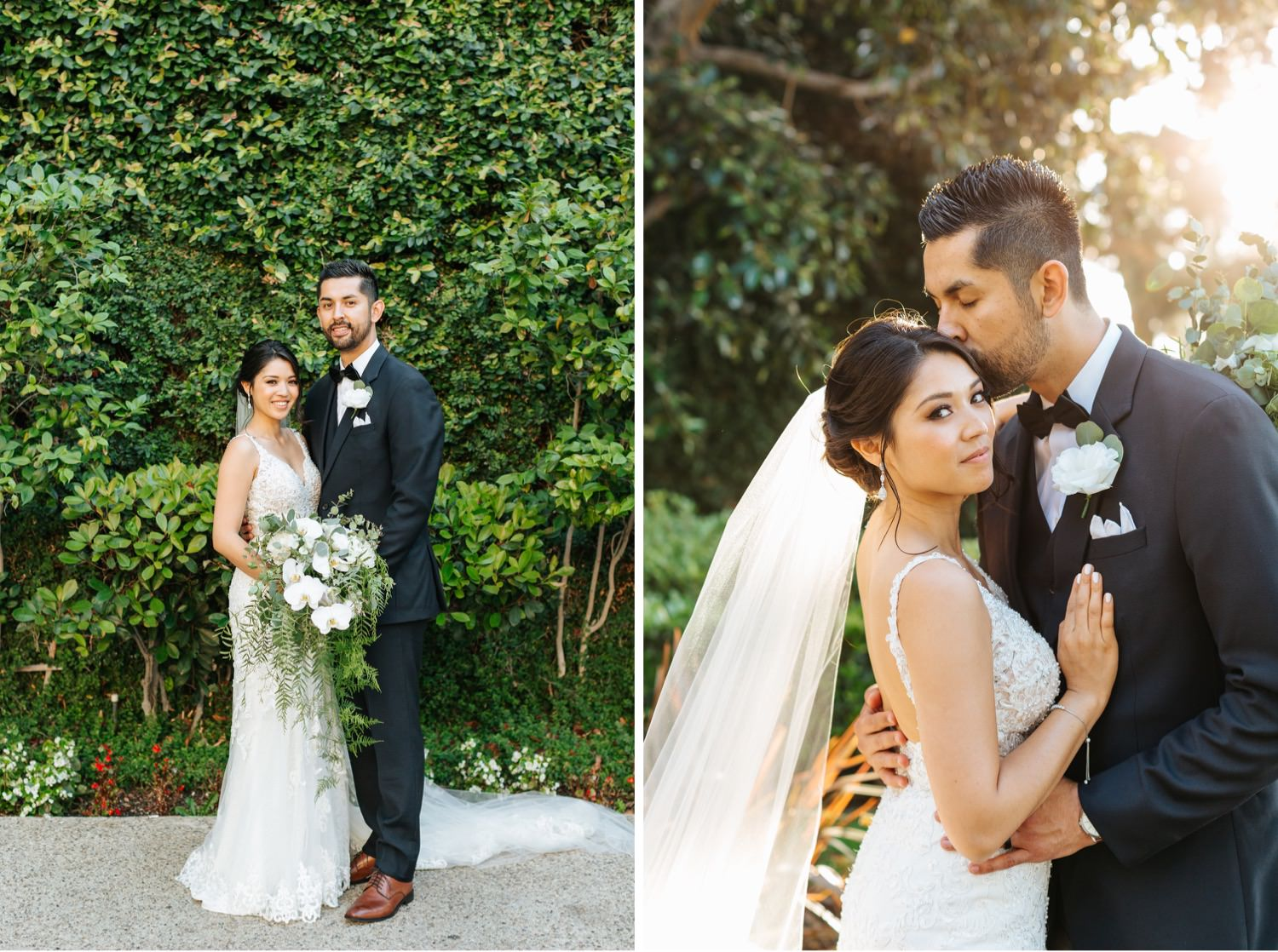 Romantic Los Angeles Wedding Photography - https://brittneyhannonphotography.com