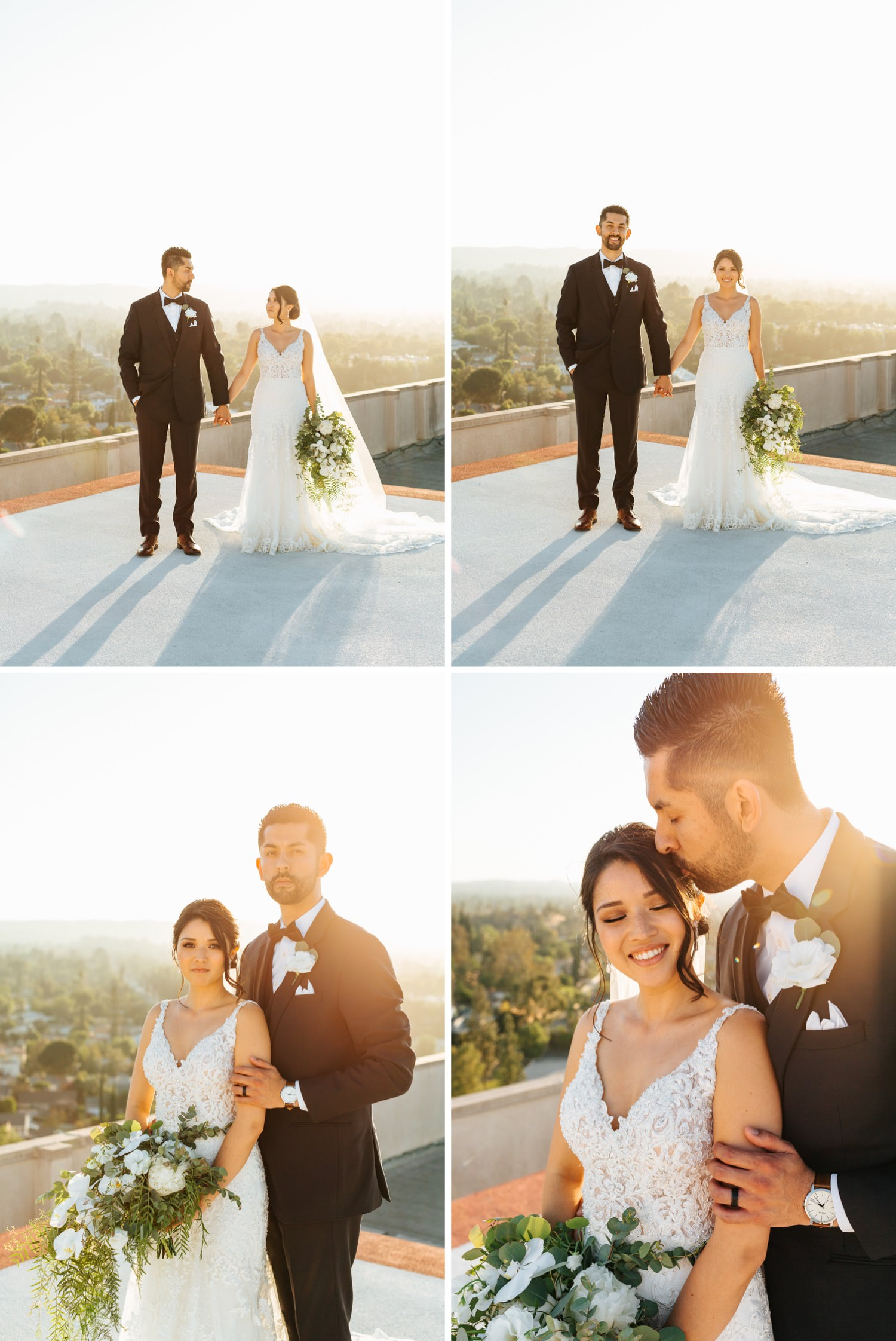 Natural Light Wedding Photographer - Los Angeles Wedding Photography - Bride and Groom Photos - https://brittneyhannonphotography.com