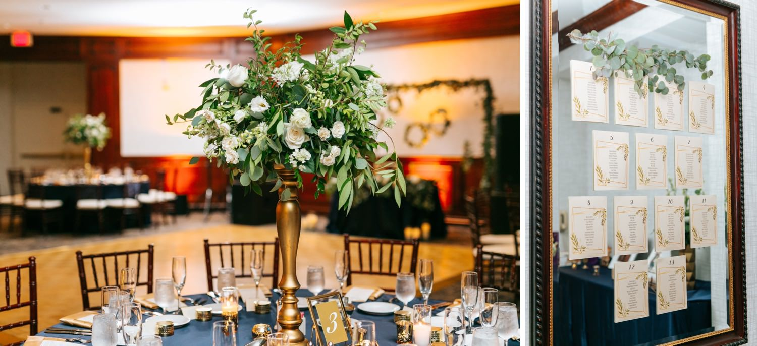Los Angeles Wedding - Centerpieces - Reception Details and Decor - https://brittneyhannonphotography.com