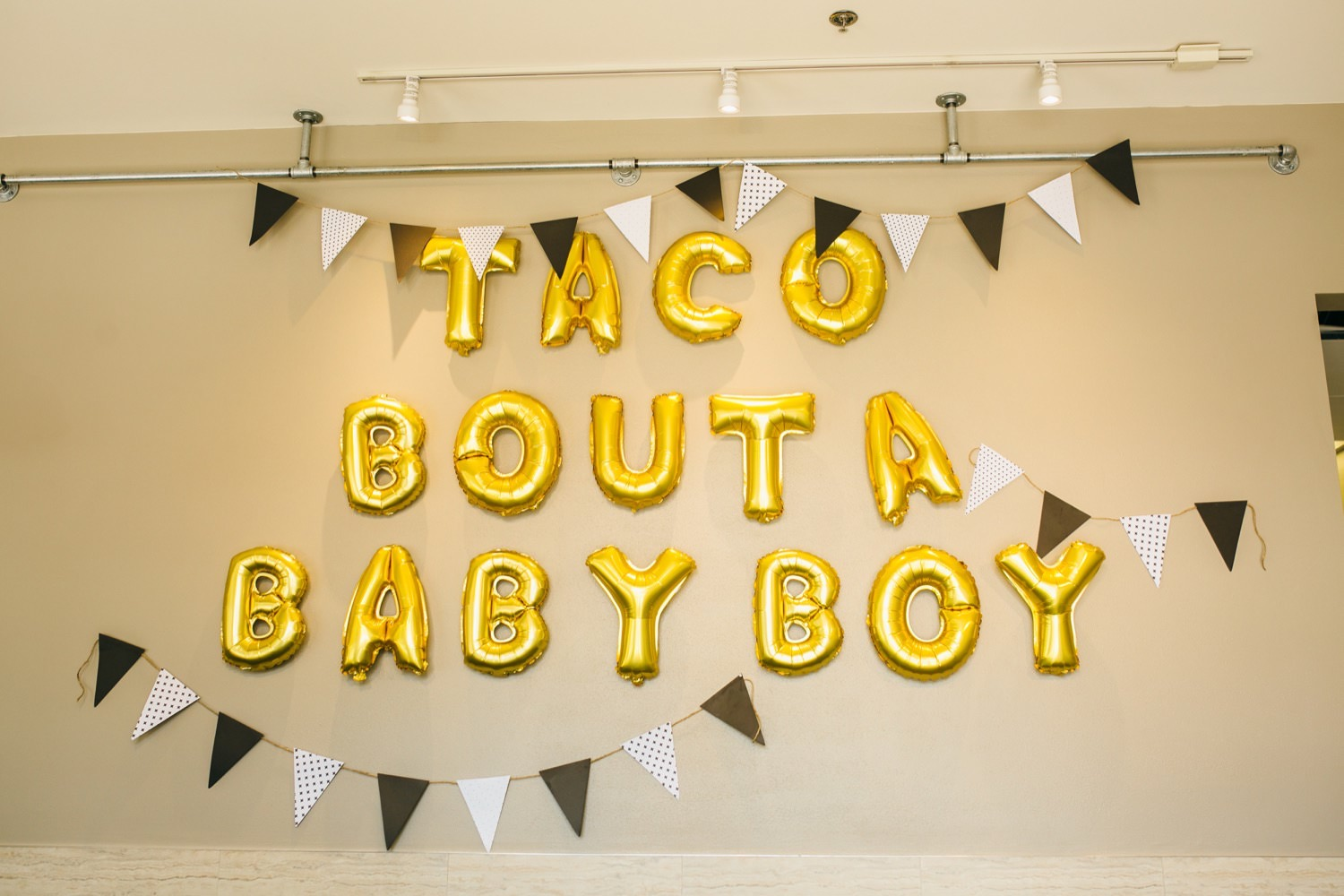 Taco Bout A Baby Boy - Baby Shower Inspiration - https://brittneyhannonphotography.com