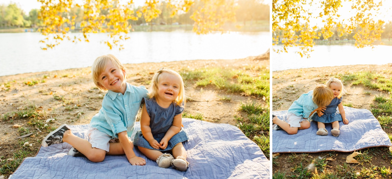 Sibling Bond - Sibling Photos in Southern California - https://brittneyhannonphotography.com