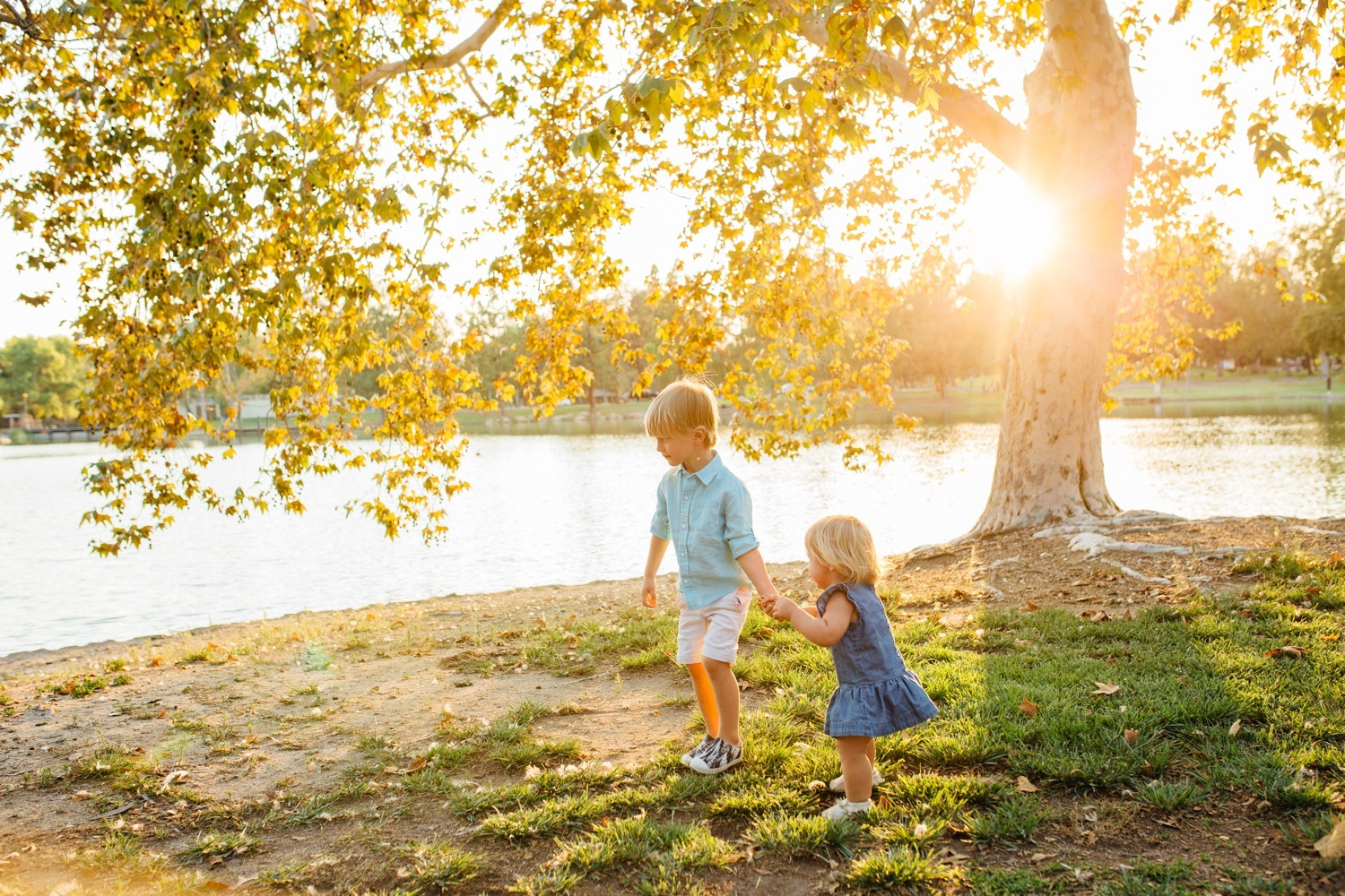 Sibling Photos - Family Photographer in Orange County