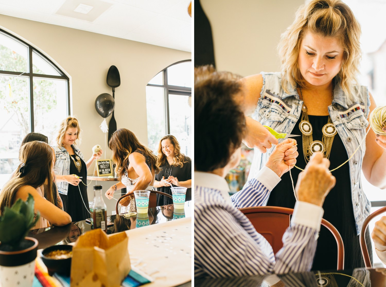 Baby Shower Inspiration - Party Games - https://brittneyhannonphotography.com