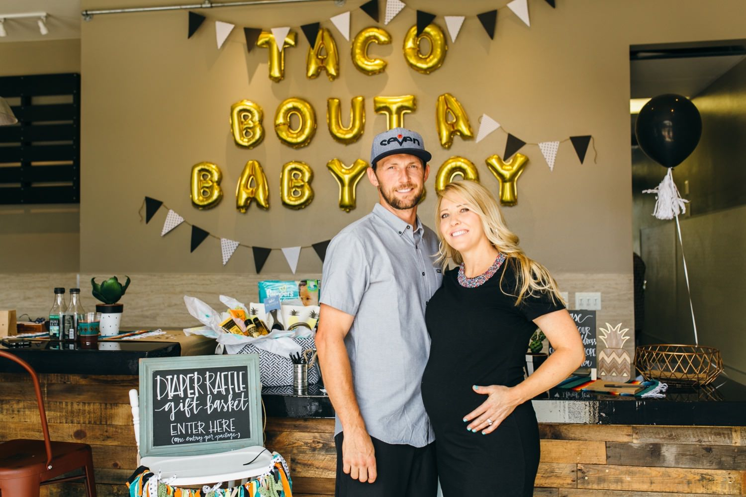 Claremont Baby Shower - Baby Shower Inspiration - https://brittneyhannonphotography.com
