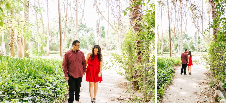 Engagement Photos in LA