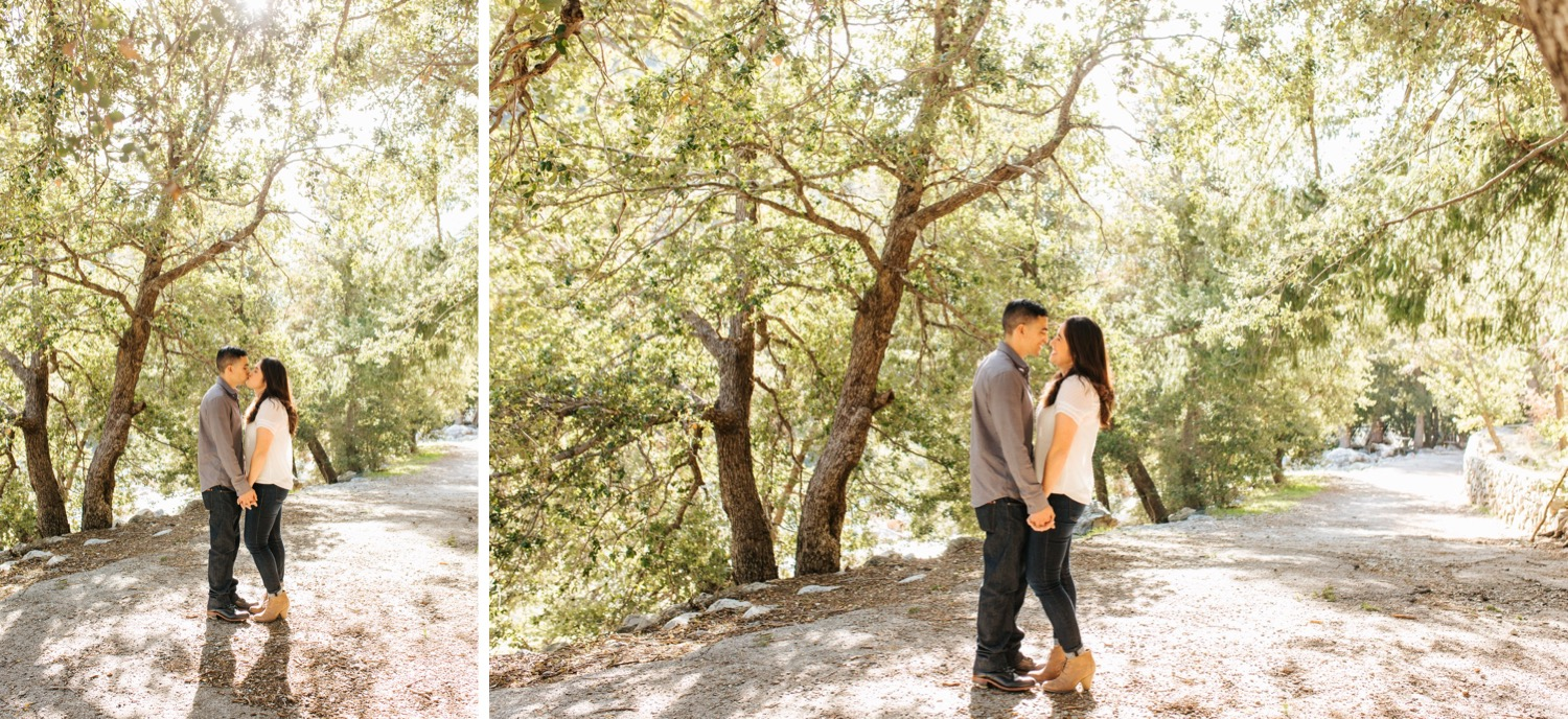 Natural Light Wedding and Engagement Photos - https://brittneyhannonphotography.com