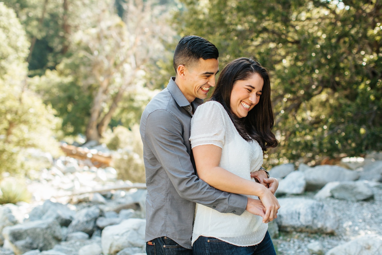 Southern California Engagement Session - https://brittneyhannonphotography.com