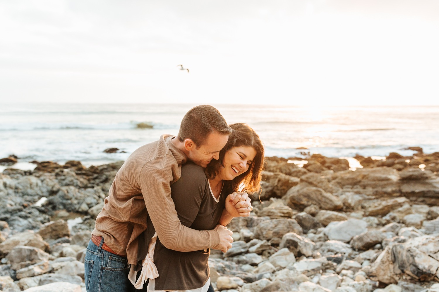 fun-playful-engagement-session-in-california
