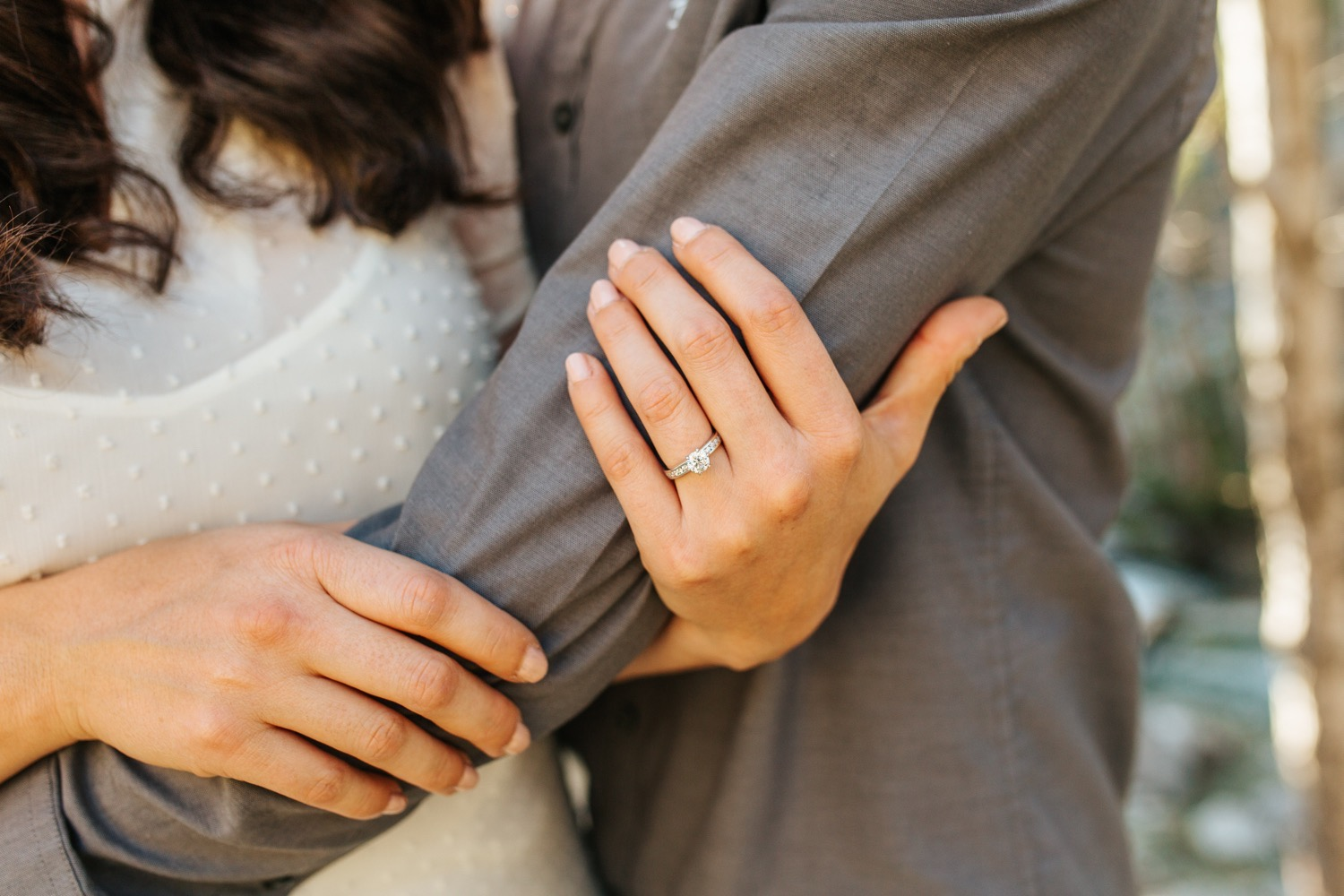 Engagement Ring Inspiration - https://brittneyhannonphotography.com