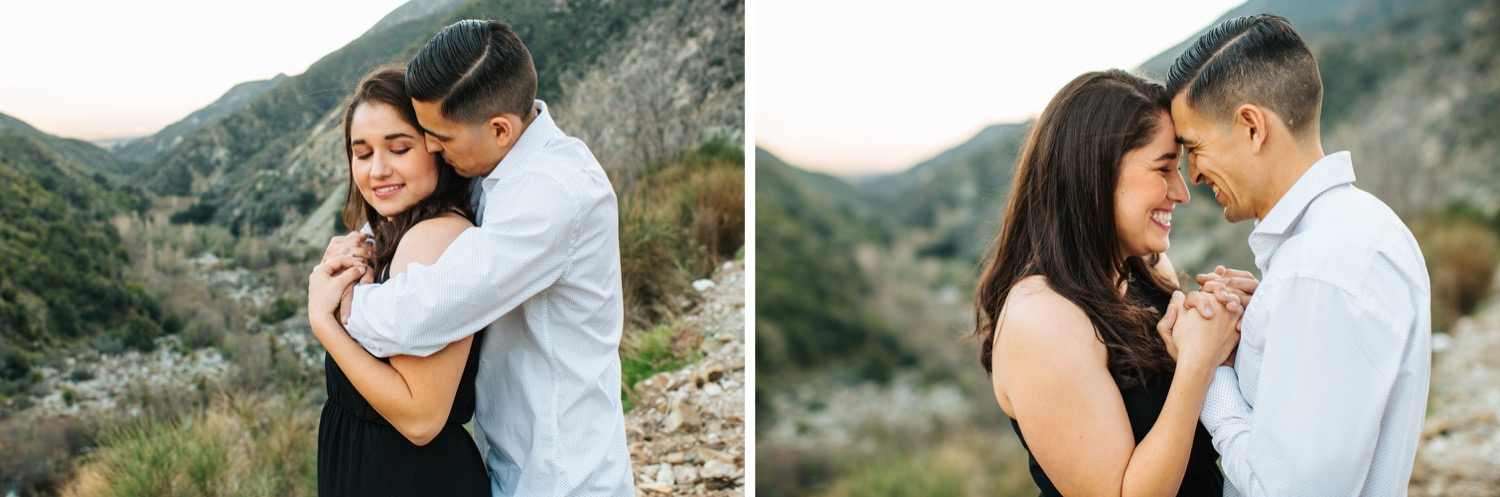 Southern California Engagement Photos - https://brittneyhannonphotography.com