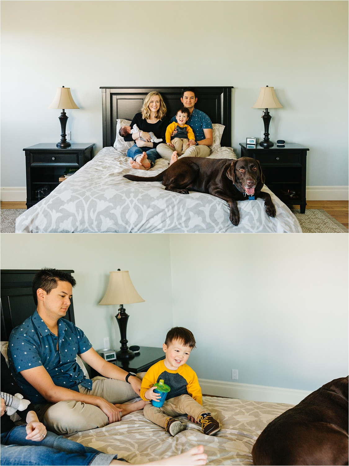 Family Photographer in Hermosa Beach - https://brittneyhannonphotography.com